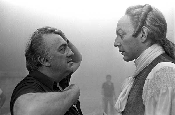 Federico Fellini Casanova